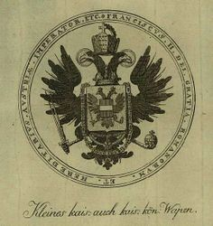 Holy Roman Empire & Empire of Austria, small coat of arms, Holy Roman Empire, Coat Of Arms, Vintage World Maps, Lorraine, Coins, House, Coining, Family Crest, Haus