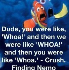 Finding Nemo!!!