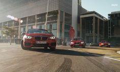 5 Hollywoodcoureurs in de nieuwe BMW M235i - Manify.nl | Manify Yourself!