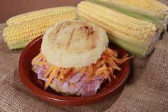 No hay que prescindir de las arepas durante las dietas, simplemente enriquecerlas con vegetales y con fibra. AREPAS INTEGRALES!