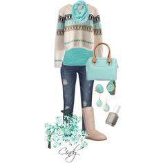 A fashion look from October 2014 featuring BKE tops, Glamorous jeans and UGG Australia boots. Browse and shop related looks.