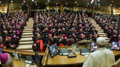 O Relatório final do Sínodo dos Bispos sobre a Família foi aprovado na tarde deste sábado, 24, e publicado à imprensa, a pedido do Papa Francisco.  Que Deus nos ajude!