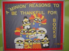 thanksgiving displays for libraries - Google Search