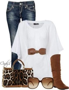 :) add a scarf and some bangles