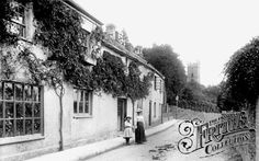 Photo of Bovey Tracey, 1907 from Francis Frith