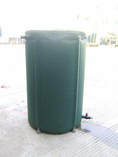 150 litros baldes balde dobrável ao ar livre dobrável tambor de chuva PVC compressível bumbum água alishoppbrasil Rain Barrel, Pvc, Plein Air, Housekeeping, Buckets, Pasta, Outdoor, Water, Drum