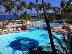 Hilton Waikoloa Village by Go Visit Hawaii, via Flickr. Stayed here for 25th anniversary. Fabulous!