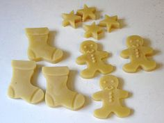 How to: Beeswax ornaments