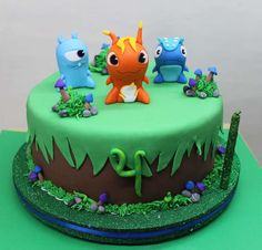 Slugterra Birthday Party Ideas | Photo 1 of 11 | Catch My Party