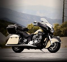 2017 Indian Roadmaster Motorcycle - Willow Green
