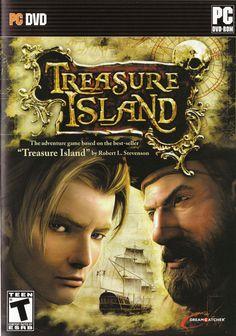 Treasure Island PC DVD Hidden Object Computer Game