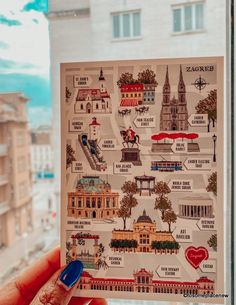 Wondering what to do in Zagreb in a day? Get the perfect one day in Zagreb itinerary to make the most of your trip from landmarks to scenic views & more. Travel Guides, Travel Tips, Travel Advise, Post Card, Travel Around The World, Trip Planning, Travel Inspiration, Europe, Day