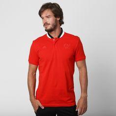 e8b226edf445a Camisa Polo Adidas Flamengo - Compre Agora