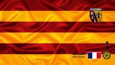 RC Lens - Veja mais e baixe de graça em nosso Blog http://soccerflags.blogspot.com.br/
