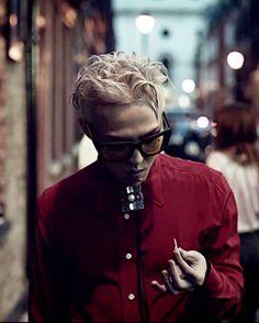 G-Dragon (Kwon Ji Yong ) ♡ #BIGBANG - CROOKED M/V