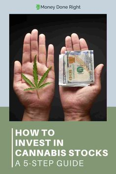 Legislative changes are helping the global, legal cannabis market. Experts predict that the legal marijuana market will only continue to grow, too! Now is the time to jump on the bandwagon & make some investments. Investment Tips, Investment Portfolio, Cannabis, Investing In Stocks, Stock Investing, Where To Invest, Fundamental Analysis, Tatuagem Old School, Finance Tips