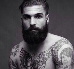 Beards. #beardmen #menwithbeards