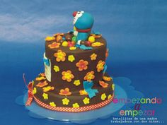 Doraemon cake by MJ SWEETS & PARTIES
