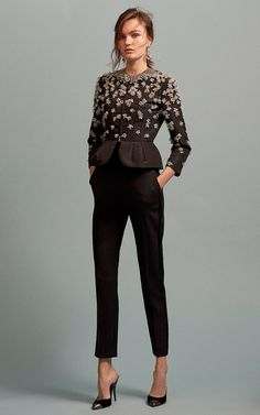 Oscar de la Renta Pre-Fall 2016 - Preorder now on Moda Operandi