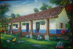 2018 Year, Love Painting, Latin America, Costa Rica, Ideas Para, Coastal, Mexico, Arts And Crafts, Culture