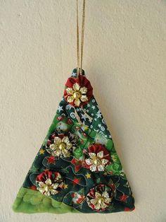 Enfeite de Porta - Árvore de Natal