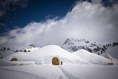 Aldeia Iglu, Tirol, Áustria
