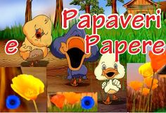 PAPAVERI E PAPERE - canzoni per bambini