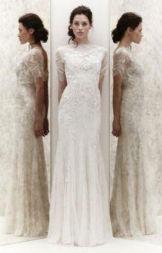 Fashion Friday: Jenny Packham Bridal 2013