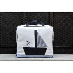 ΤΣΑΝΤΑ ΒΑΠΤΙΣΗΣ ΚΑΡΑΒΙ - ΠΕΙΡΑΤΗΣ - ΚΩΔ:TS784-BL Suitcase, Briefcase