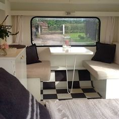 Has your couch in your caravan seen better days? Saggy cushions are to blame, probably. Your caravan, and the couch, will never be the same.