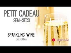 This superb and delicious Petit Cadeau Semi-Seco California Sparkling Wine is our exclusive blend of French Colombard, Chardonnay, Pinot Grigio, Muscat, Viognier, Pinot Blanc and Sauvignon Blanc. Featuring aromas of green apple & pear with hints of orange and anise, this wine pairs perfectly with light cheeses. Get it here: http://wsah.org/c8b