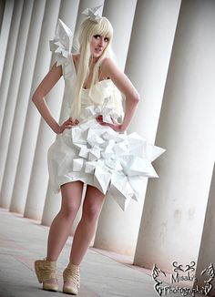Superior Lady Gaga costume!