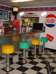 """Great vintage 50's decor plus very good food at Sundies, in Grand Gorge, New York."" New York, United States photo of ""Sundies Ice Cream & Restaurant"" by IgoUgo travel photographer, ladyanne47."
