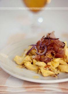 Straccetti di pollo con zafferano e speck | Nella cucina di Ely | Bloglovin'