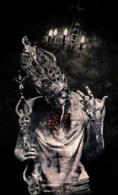 seth siro anton, vocalist for Septic Flesh