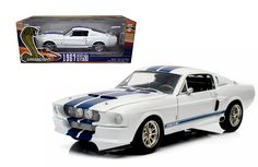 Greenlight 1/18 1967 Shelby GT500   Blog - Diecast Hobby USA - Diecast Cars & Accessories