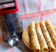 Light and Delicate Potato Crepes , a recipe on Food52