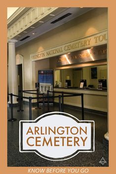 Arlington National Cemetery is huge! What out what you need to know about this must see sight in Washington DC! Planning a Visit to Arlington Cemetery - TRIPS TIPS and TEES Plan A, How To Plan, Washington Dc Travel, National Cemetery, Best Vacations, Family Vacations, Amazing Adventures, Travel Information, Budget Travel