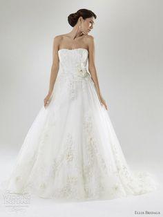 Ellis Bridals Wedding Dresses 2012 — Centenary Collection | Wedding Inspirasi