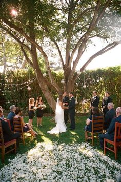 Beautiful 41 Sweet Ideas For Intimate Backyard Outdoor Weddings