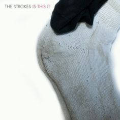 Famous album covers recreated with my socks - Thom Moore