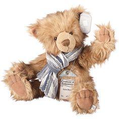 Suki Teddy Bear Dylan - Silver Tag Bear - Collection 3