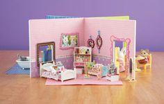 Foam Board Dollhouse | Paperthreads August 2008 EZine - Page #2