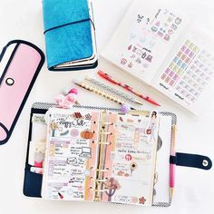 These are usually the planner supplies I bring with me on trips! My personal size plan... | Use Instagram online! Websta is the Best Instagram Web Viewer!