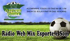 Rádio Web Mix Esporte&Som: Pessoal do Estafeta caprichou!