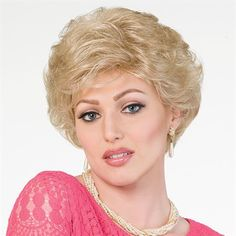 Perfect Poise Wig -  Look great now…it's easy, uplifting and fun! Perfect Poise shines with life and captures the essence of femininity so you can make a beautiful impression. Enjoy wonderfully wearable hair from TWC today.