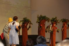 Tale of Three Little Ladies: SES presents...The Wizard of Oz!