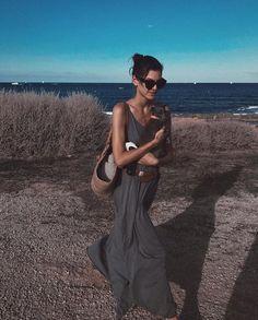 #AmericanVintage Jacksonville Dress - Marta Ortizp