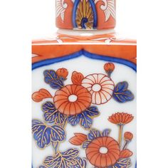 Japanese Perfume Bottle   Moda Operandi (€1.158) ❤ liked on Polyvore featuring home, bed & bath, bath, bath accessories and porcelain bathroom accessories
