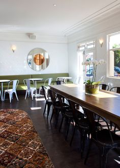Prince Maximilian - MR. MITCHELL Restaurant & Bar Interior Design